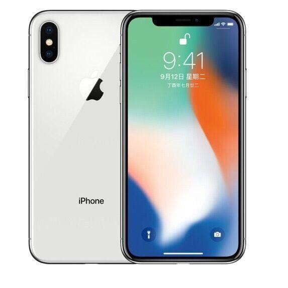ของแท้ใช้ไม่ได้Apple/แอปเปิลxโทรศัพท์มือถือiphone8plusแอปเปิล8โทรศัพท์มือถือธนาคารแห่งชาติของประเทศจีน Netcom มือสอง