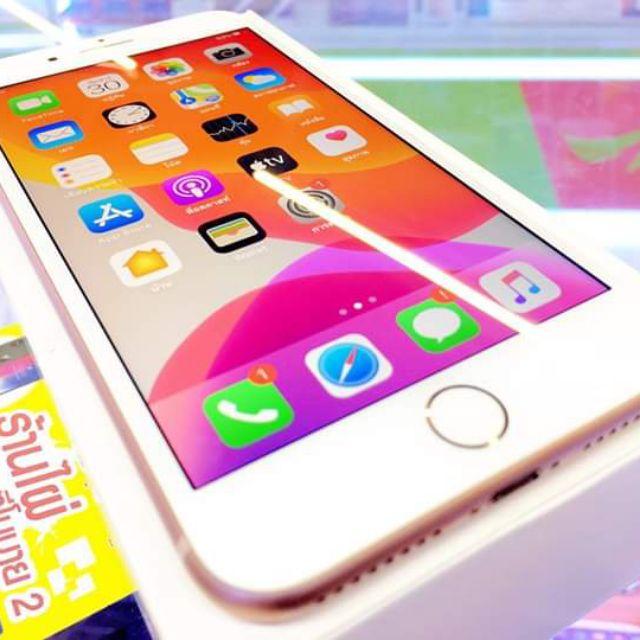 Apple iphone8+ plus 64GB เครื่องศูนย์ไทย มือ1 อุปกรณ์ครบ