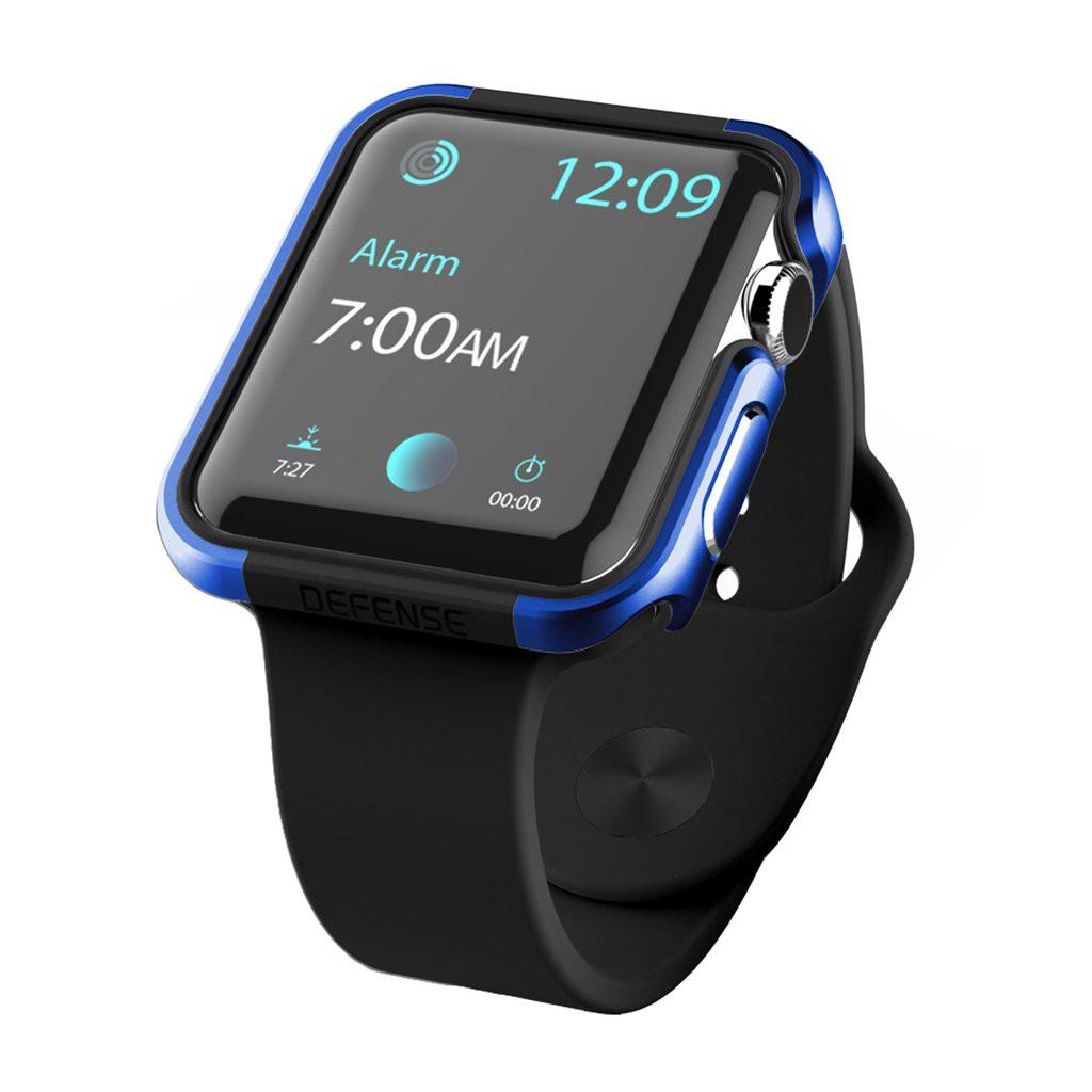 X-Doria 38mm Apple Watch Case Defense Edge (เครสนาฬิกา) สีน้ำเงิน