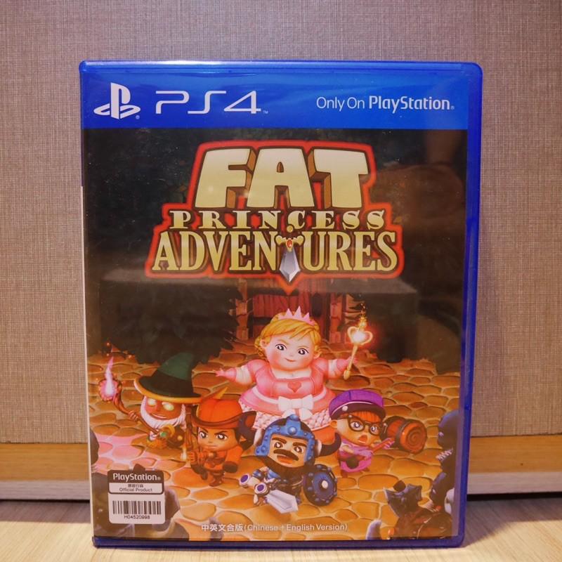 ~แผ่นเกมมือสอง~ PS4 : Fat Princess Adventures (All zone,EN)