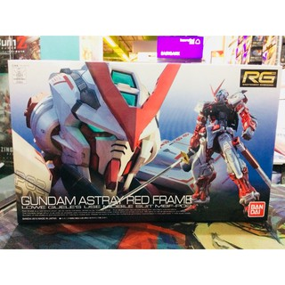 Review RG 1/144 GUNDAM ASTRAY RED FRAME