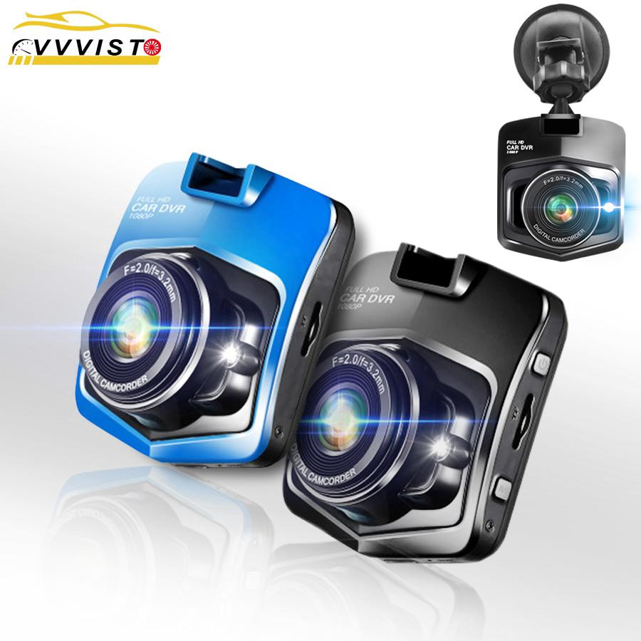 Review กล้องติดรถยนต์ Mini Full HD 1080 P dashcam avtoregistrator dashcam DVR Dash Camera