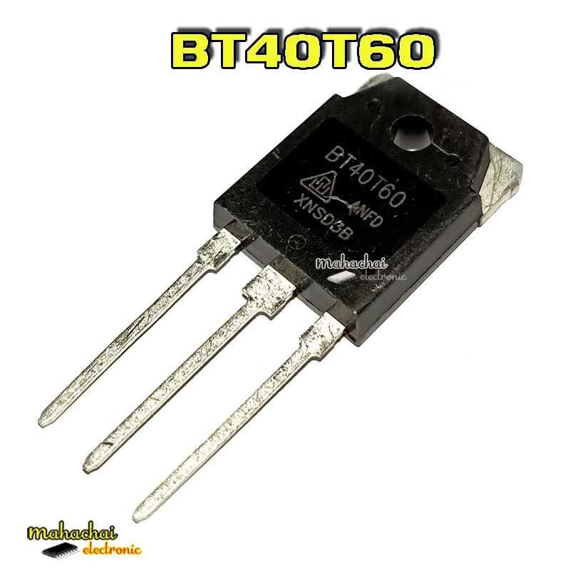BT40T60 IGBT BT40T60ANF 600V 40A N-Channel