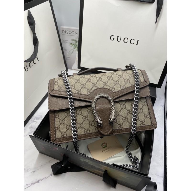 Gucci Dionysus Top Handle Bag