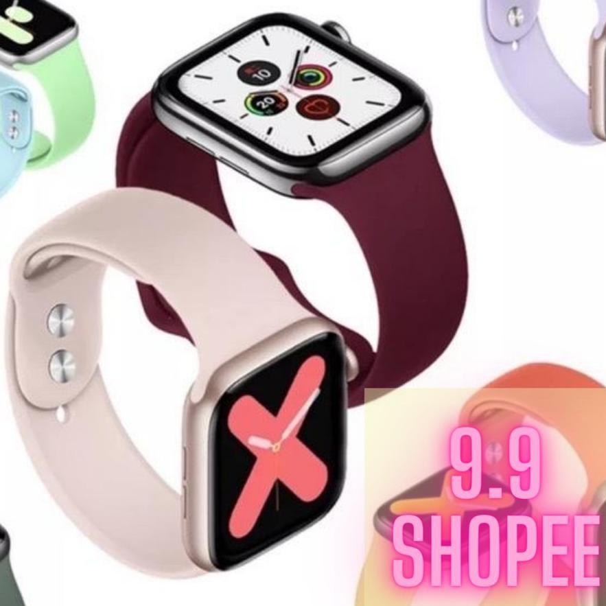พาเลทอายแชโดว์ 17 สี! สายนาฬิกาข้อมือสําหรับ Applewatch series 1-4