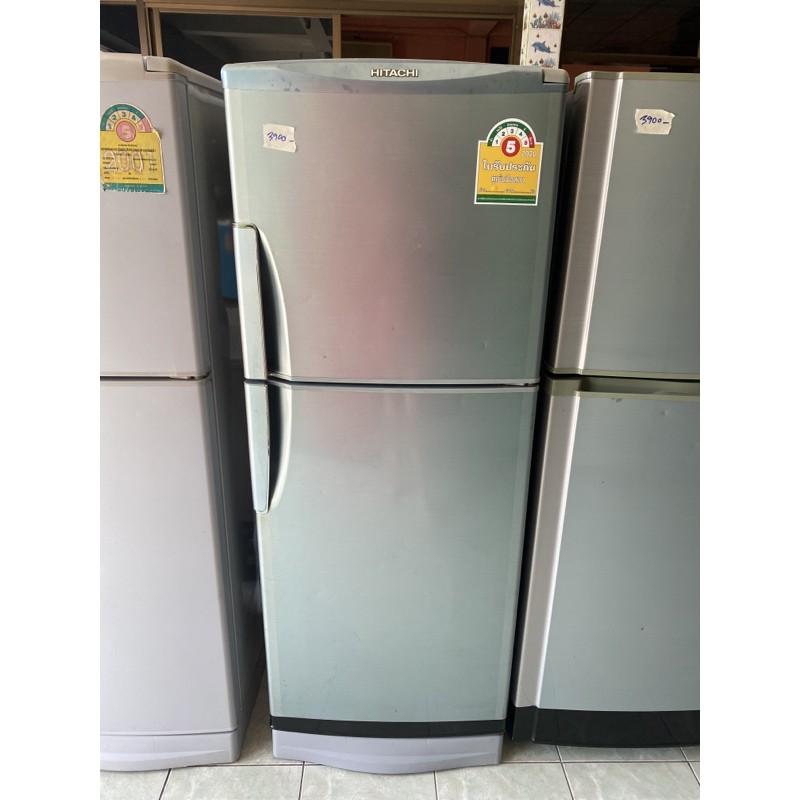 ตู้เย็นมือสอง 2ประตู7คิวมีประกันพร้อมใช้งาน