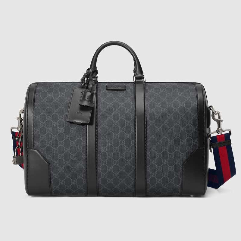 ต้นฉบับ 100%SEVENADY Gucci บูติกร้านค้าตัวแทนจำหน่ายของคุณ กระเป๋าเดินทางของผู้ชาย
