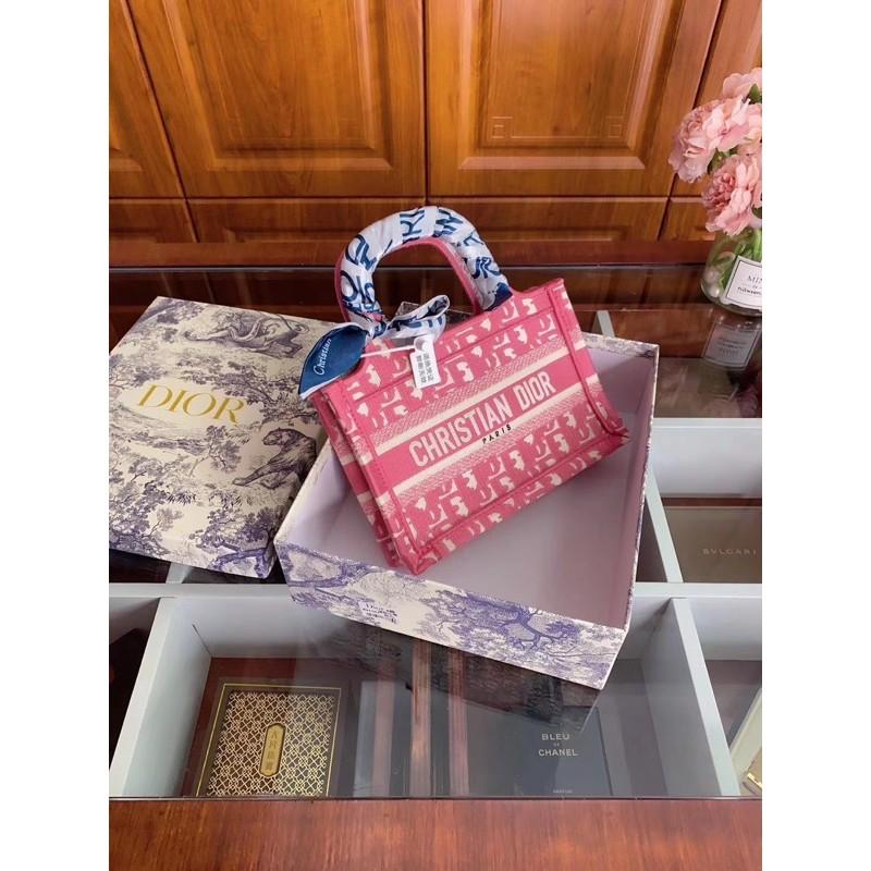 กระเป๋า Dior book tote bag