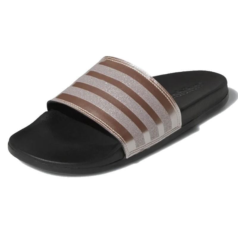 Adidas รองเท้าแตะผู้หญิง Adidas Adilette Comfort B75679 (Rose Gold/Grey/Core Black) *สินค้าลิขสิทธิ์แท้