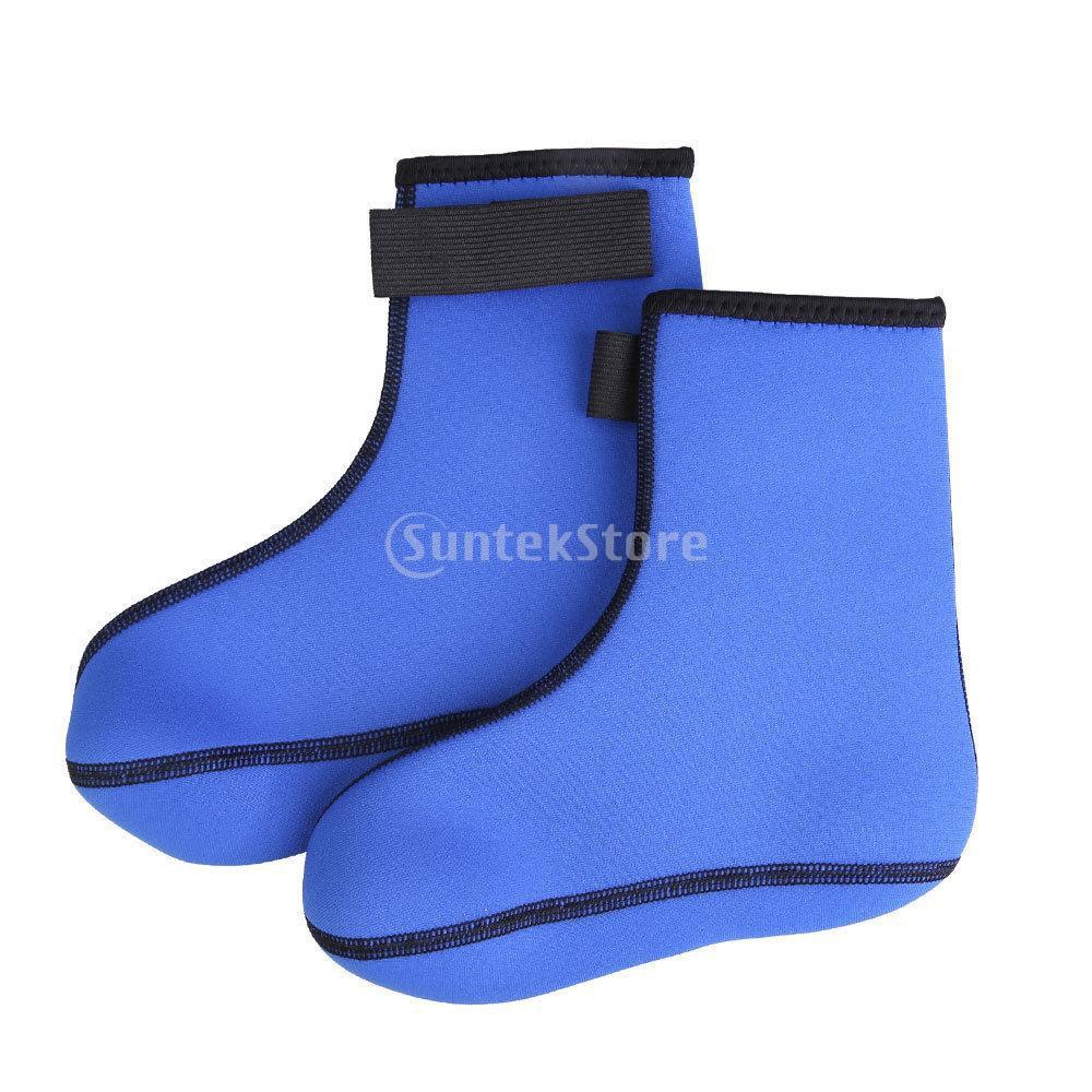 3mm Swim Scuba Surfing Diving Socks Water Sport Wet Suit Boot Dive Gear Neoprene