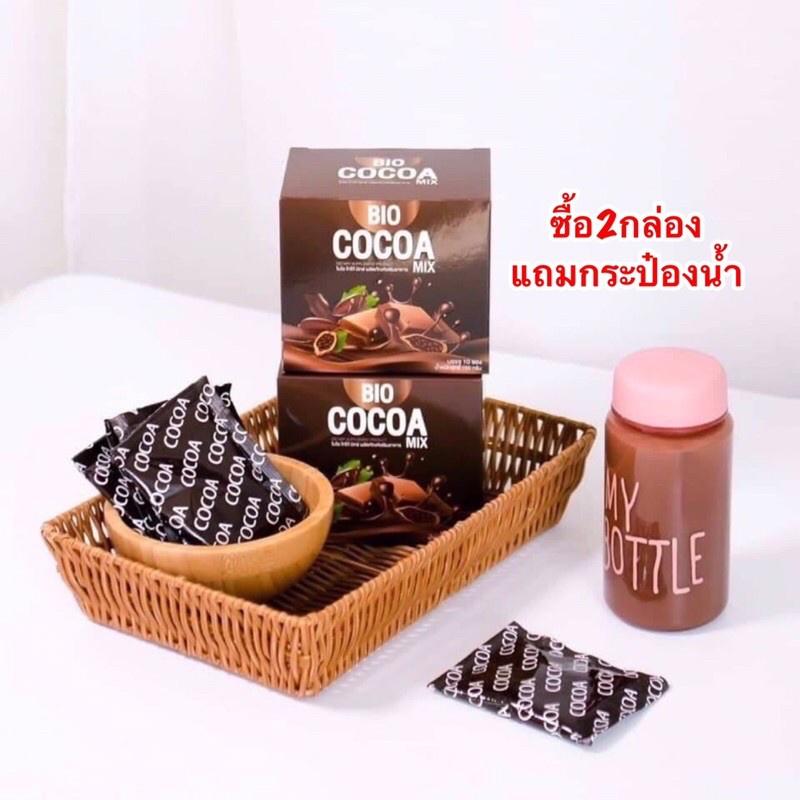 ไบโอโกโก้ Bio Cocoa ของแท้100%ขายดีเป็นเทน้ำเทท่า