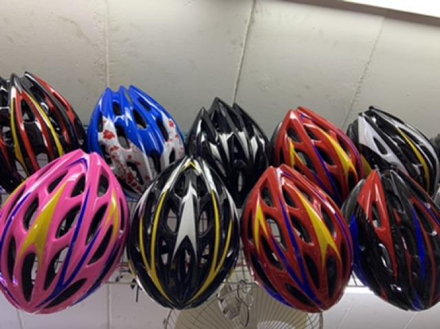 Bikeหมวกจักรยานหมวกกันน็อคจักรยาน