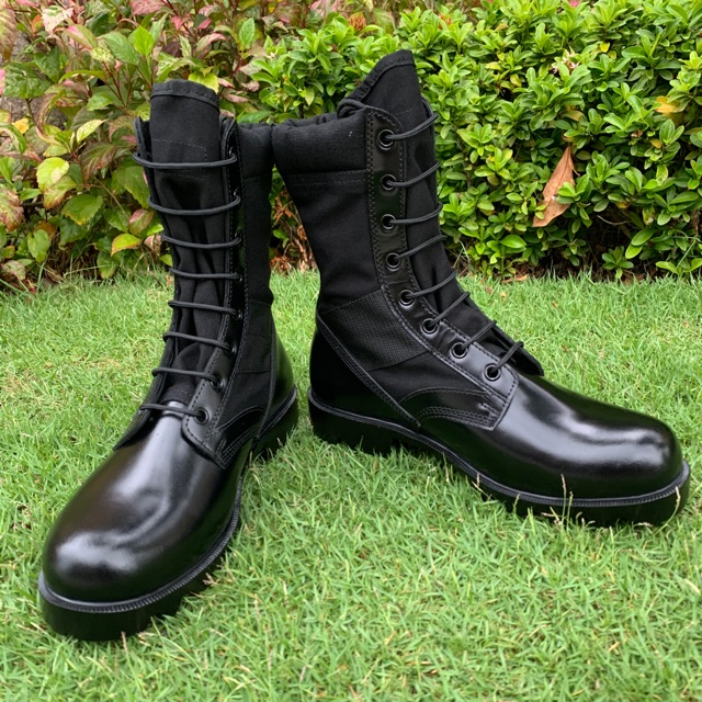 รองเท้าคอมแบทจังเกิ้ล ทรงUS SRICHAI Master Store