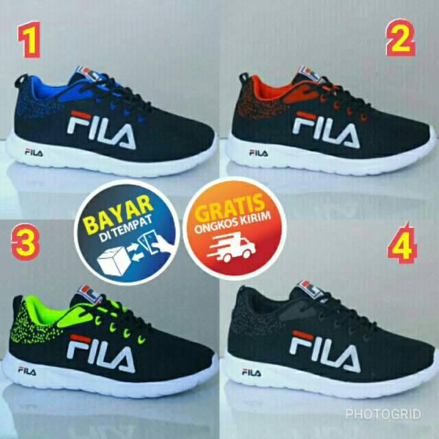 Fila 04 รองเท้าวิ่งรองเท้ากีฬาแฟชั่น
