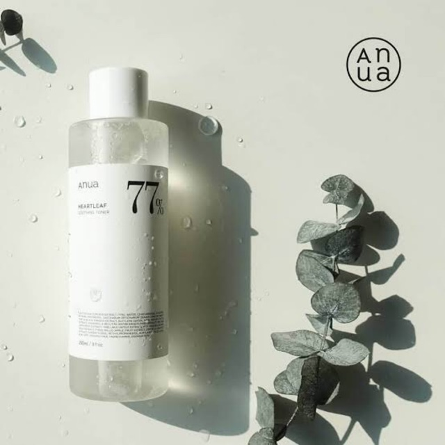 (พร้อมส่ง) ANUA heartleaf 77 soothing toner 250ml✨👍🏻🤍