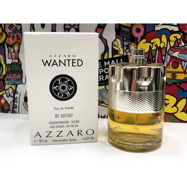 ! Azzaro Wanted  100 ml.