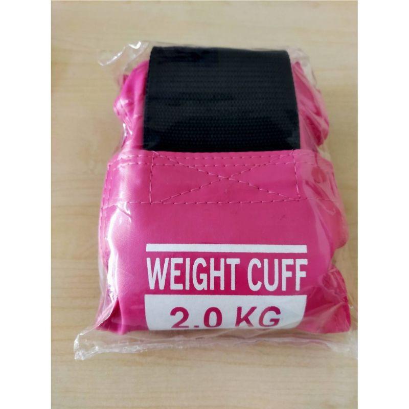 Weight Cuff ถุงทรายกายภาพ ถุงทรายถ่วงน้ำหนัก 0.5-3 KG.ราคา/ชิ้น รับประกันงานคุณภาพ