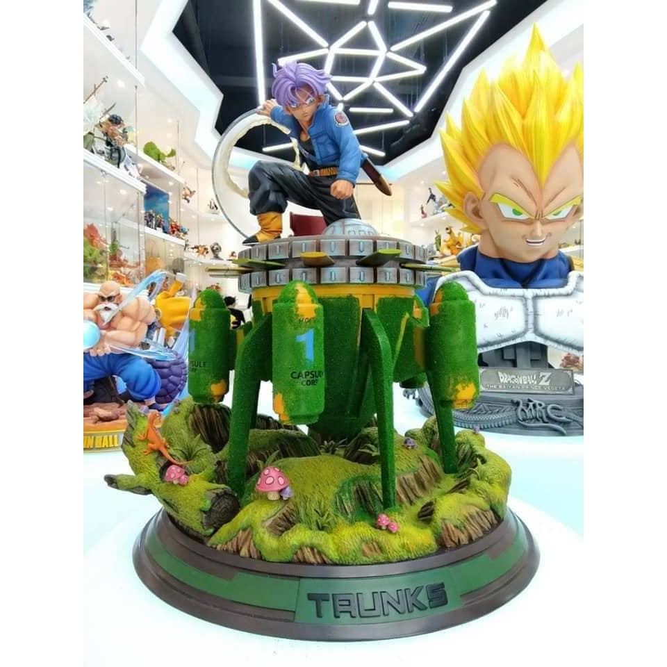 Xceed Studio  Arrivals Trunks Dragonball