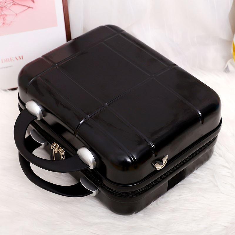 กระเป๋าเดินทางใบเล็ก 14 นิ้วกระเป๋าเดินทางใบเล็กมือสองกระเป๋าเดินทางใบเล็กน่ารัก♟❣▣>กระเป๋าเดินทางขนาดเล็กกระเป๋าเดินทาง