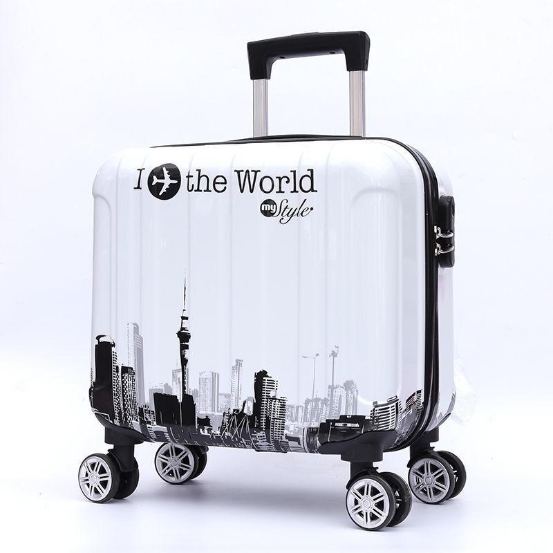 กระเป๋าเดินทางขนาดเล็ก 14 นิ้ว 18 นิ้ว