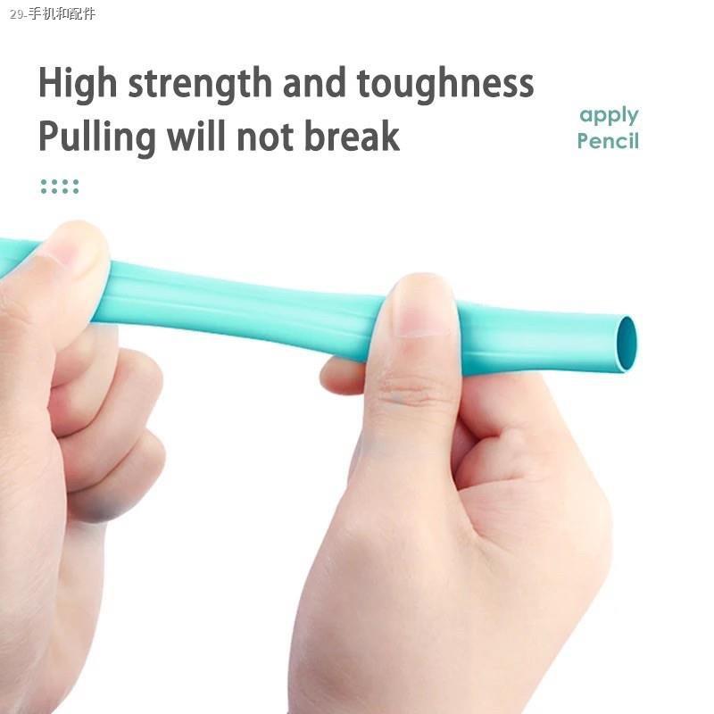 ♘☸✺ปลอก สำหรับPencil 1&2 Case เคส ปากกา ซิลิโคน ปลอกปากกาซิลิโคน เคสปากกาสำหรับApplePencil silicone sleeve