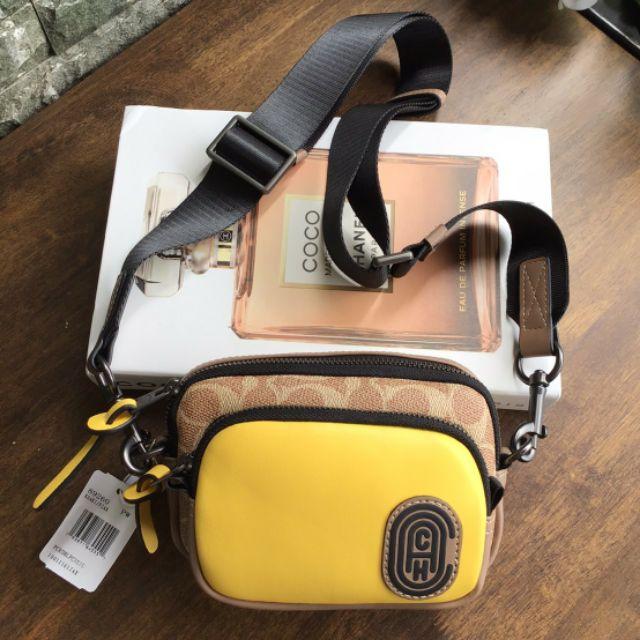 [แบรนด์แท้!!] Coach Mini Crossbody Bag กระเป๋าสะพายข้าง