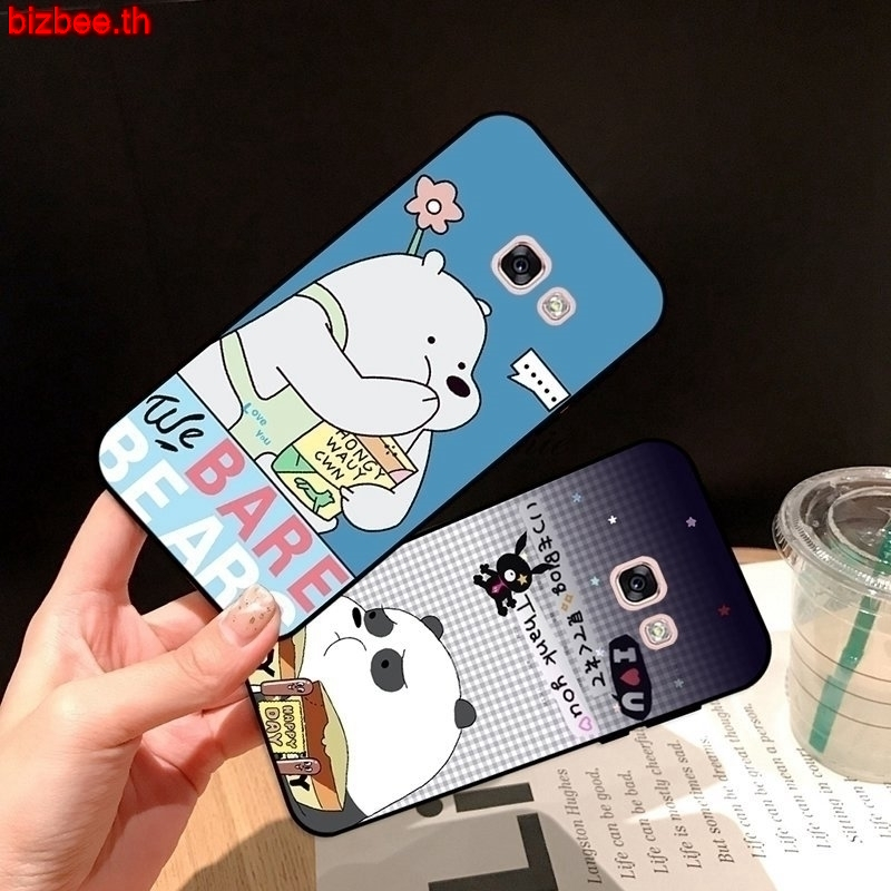 BZ- Samsung A3 A5 A6 A7 A8 A9 Pro Star Plus 2015 2016 2017 2018 WG-HBTX pattern-6 Silicon Case Cover