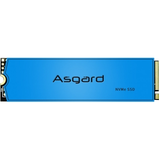 Asgard M.2 SSD M2 PCIe NVME 500GB 1TB  2TB Solid State Drive 2280 Internal Hard Disk for Laptop with Cache
