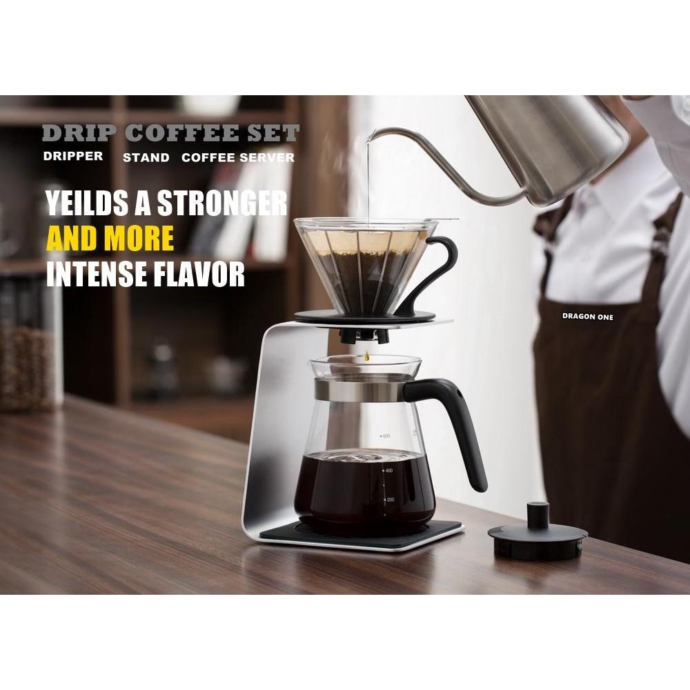 เครื่องทำกาแฟดริป Drip coffee Maker