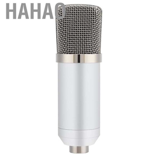 Hahao Condenser Mic Game Live Streaming Online Karaoke Voice Recording Microphones