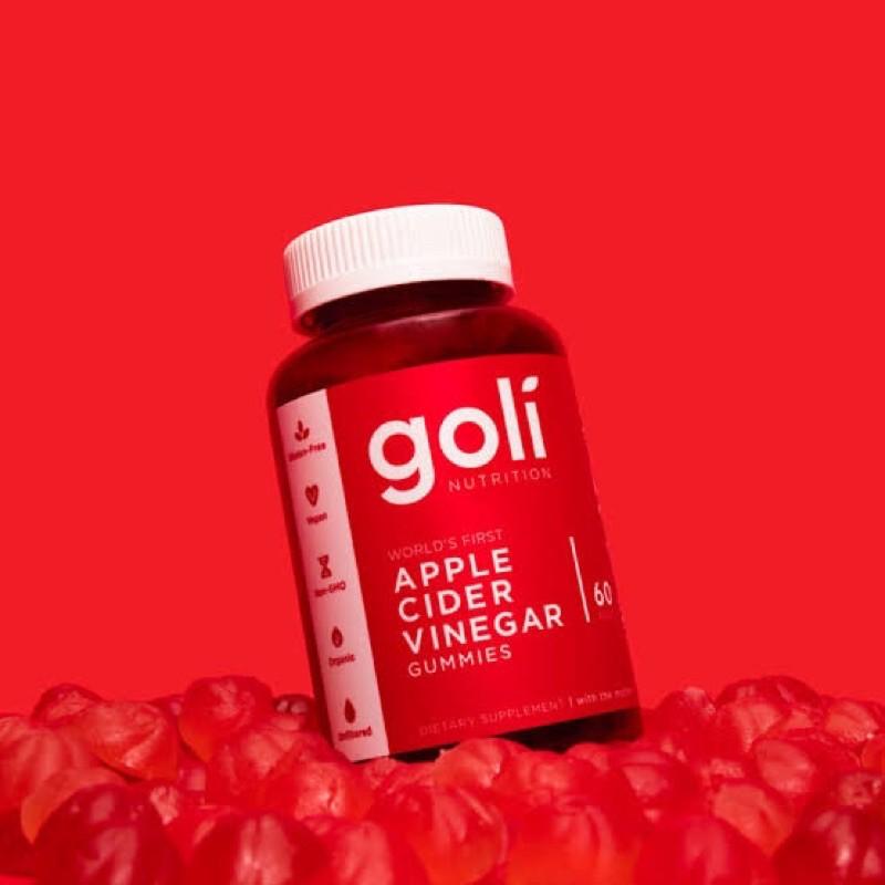Goli Apple Cider Vinegar Gummy
