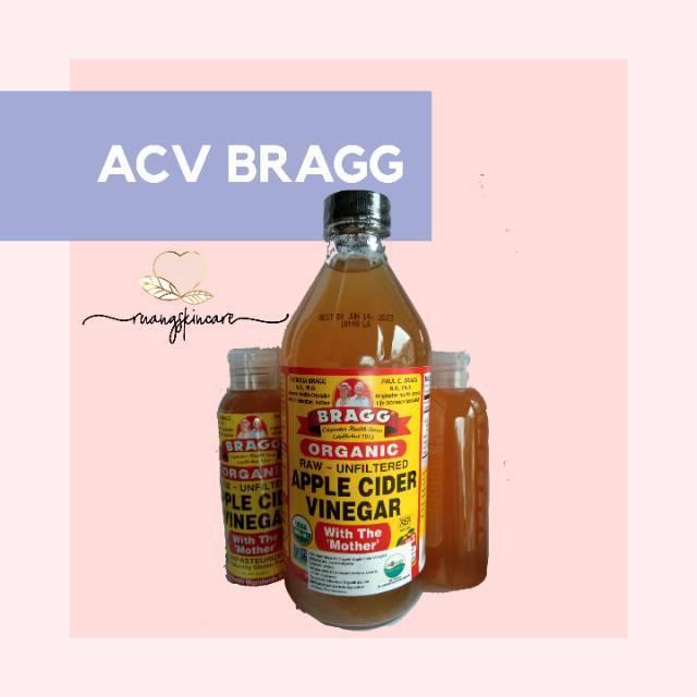 Bragg แอปเปิ้ล Cider น้ําส้มสายชู 100% - Semarang