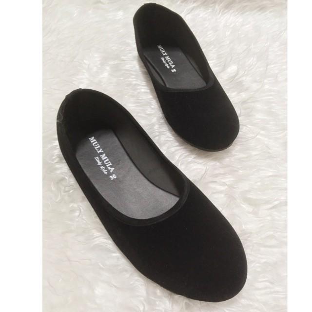 B️est SALE รองเท้าแฟชั่น รองเท้าคัทชูนักเรียน นักศึกษา  คัชชูดำใส่ทำงาน คัชชูสุภาพ