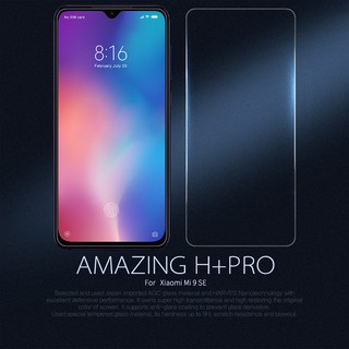 Review NILLKIN Amazing H+PRO [Anti-Explosion] Tempered Glass Screen Film Cover for Xiaomi Mi 9 SE