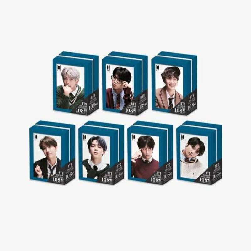 🇰🇷 PREORDER 🇰🇷#BTS Jigsaw Puzzle 108piece ( ของแท้100%)