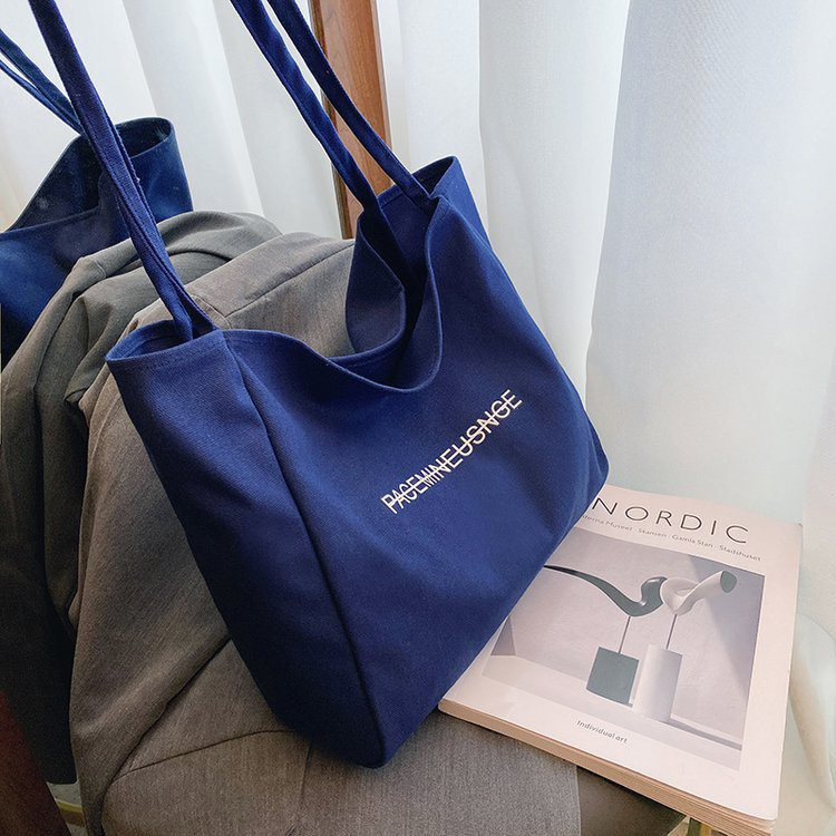 กระเป๋าผ้ากระเป๋าถือสะพายข้างแฟชั่นKS621