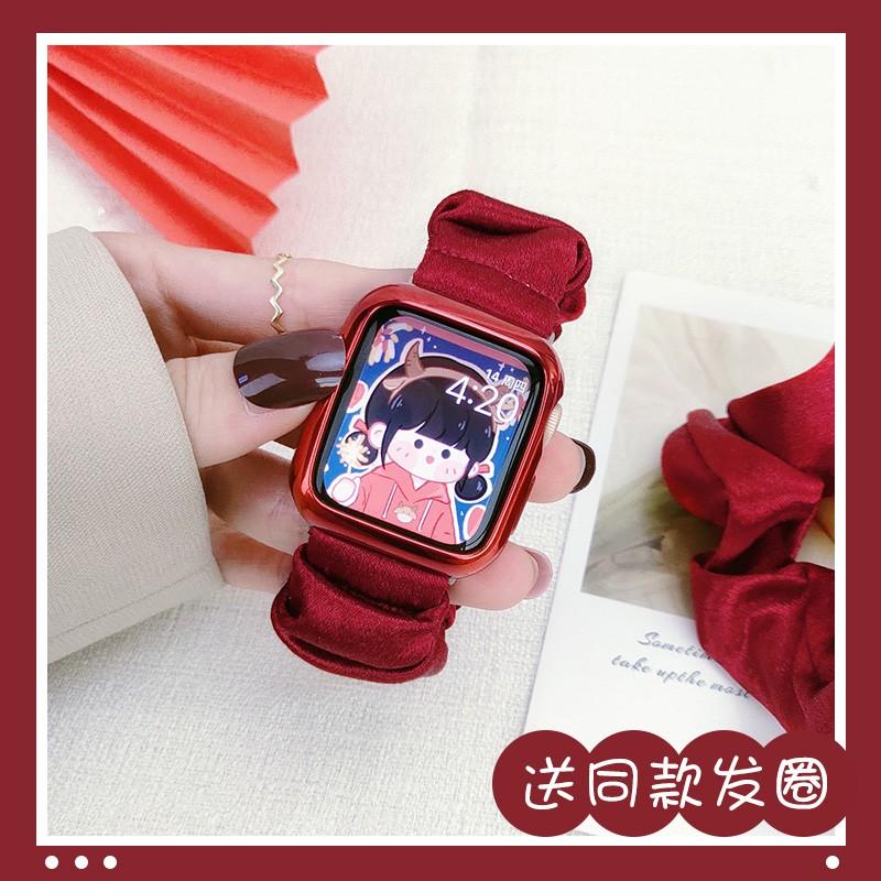 สายนาฬิกาข้อมือแฟชั่นสําหรับ Applewatch 6 Se Iwatch 5