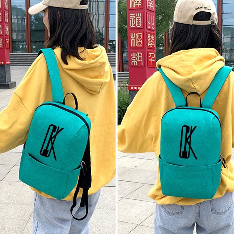 CK Ready สต็อกกระเป๋าเป้สะพายหลังผู้หญิงกระเป๋าเดินทางกระเป๋าถือกระเป๋านักเรียน Unisex