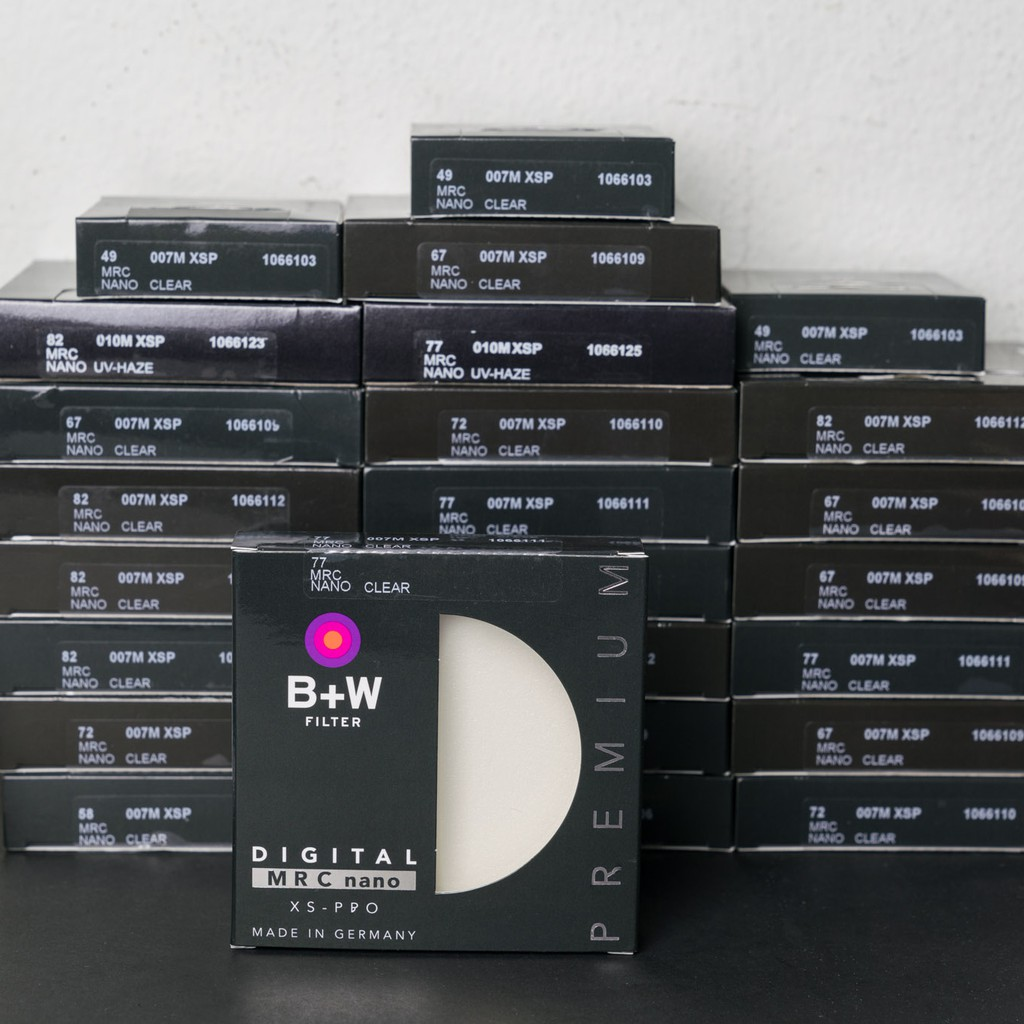 B W Ksm Htc Cpl Mrc2 Nano Xs Pro Filter Shopee Thailand Xsp Mrc 72mm