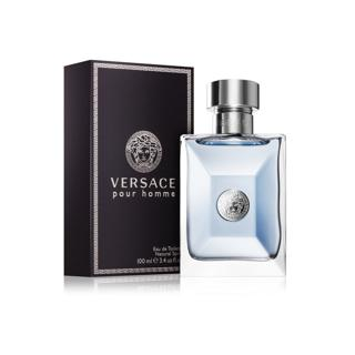 Versace Pour Homme EDT 100 ml  กล่องซีล