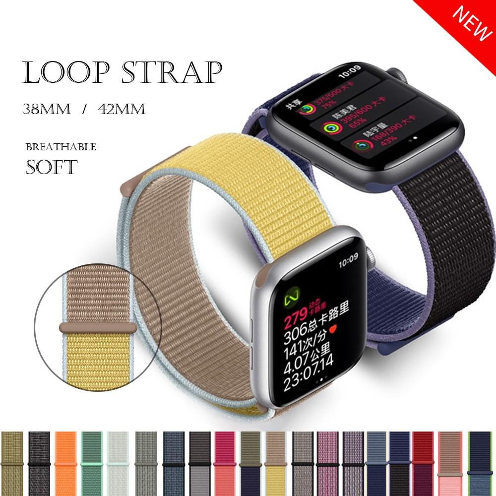 สายนาฬิกาข้อมือ Apple Watch Band Series 6 / SE / 5 / 4 / 3 / 2 / 1 Band 42 มม. 40 มม. 44 มม.
