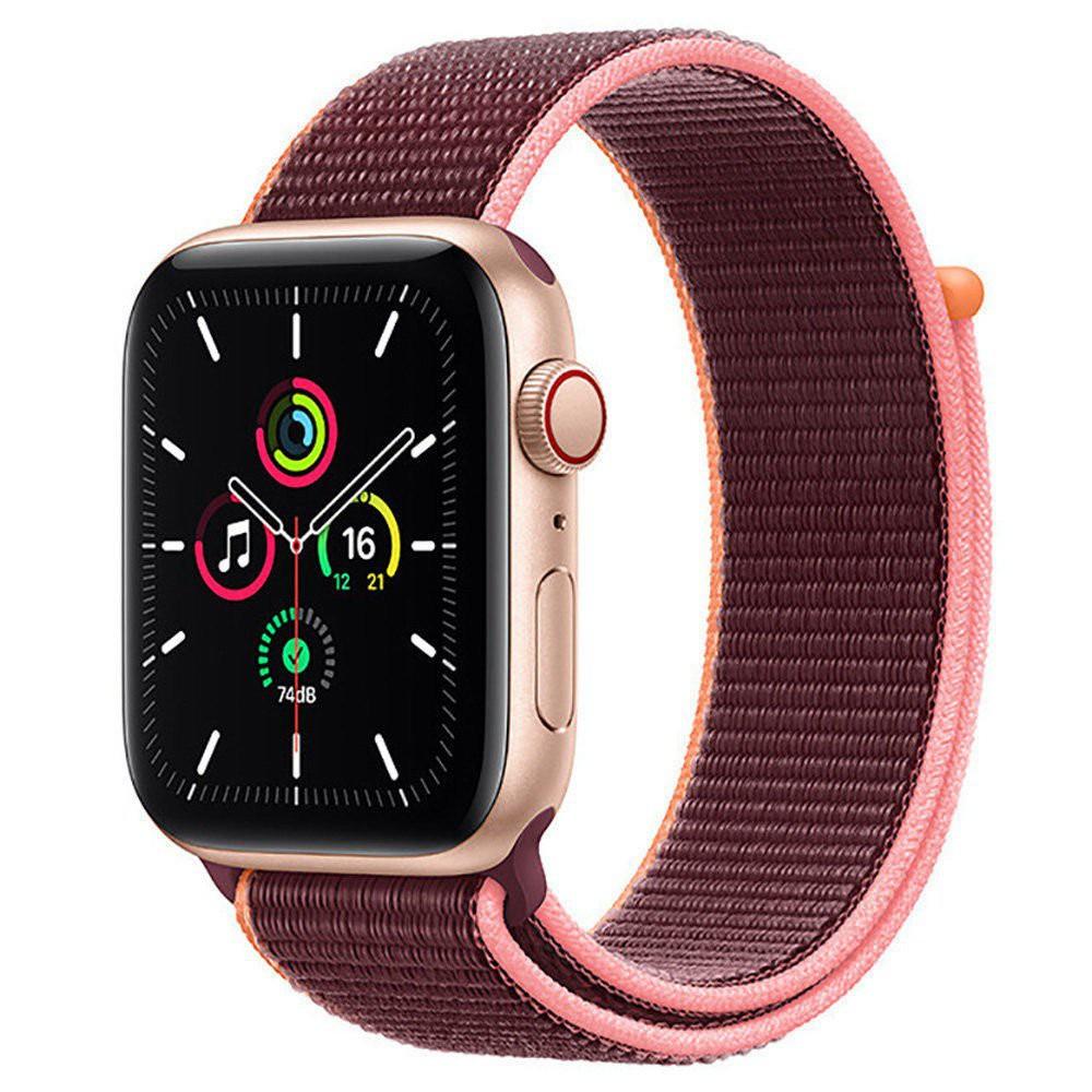 applewatchApple Watch SE สมาร์ทนาฬิกา GPS+เครือข่ายมือถือ 40มม. เคสอลูมิเนียม hitW
