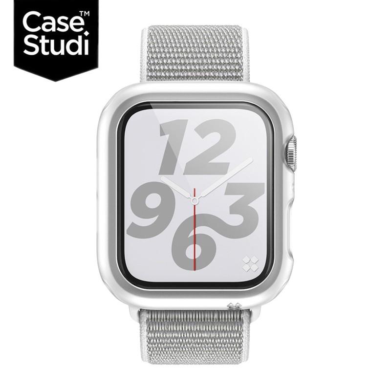 ❗️△♕❖CaseStudi เคส APPLE WATCH (40/44MM) EXPLORER CASE - PEARL WHITE1