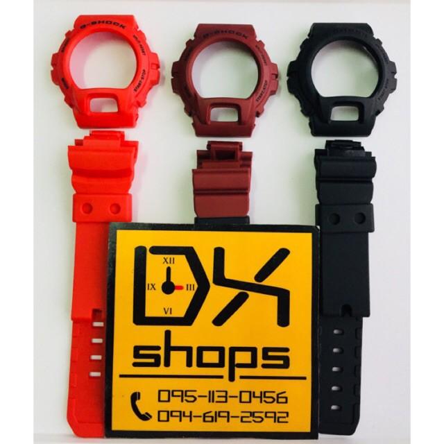 สาย applewatch แท้ สาย applewatch กรอบสายแท้ 💯% รุ่น DW-6900 และรุ่น G6900,GDX6900