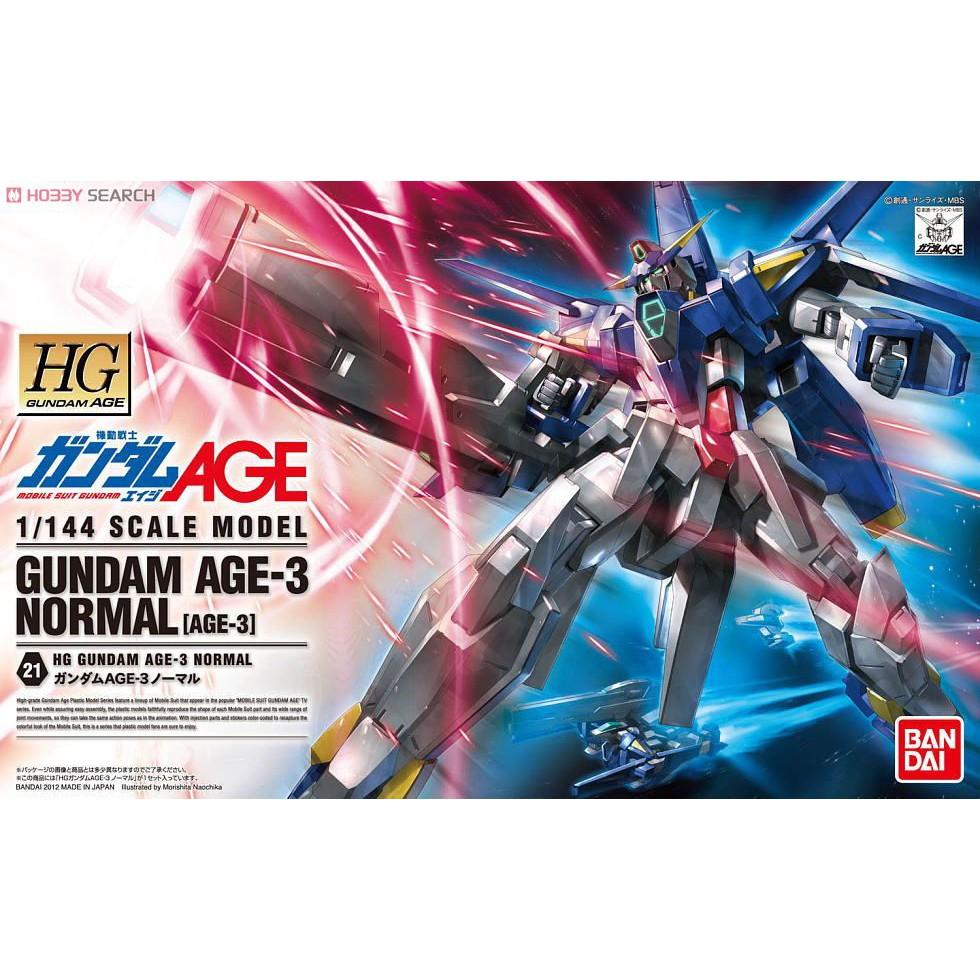 Gundam AGE-3 Normal (HG)