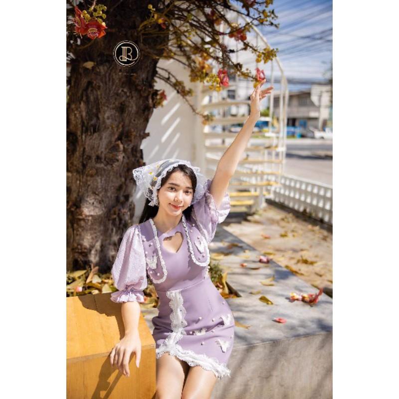 BLT Violet lace [ XS ] ❌หมด❌