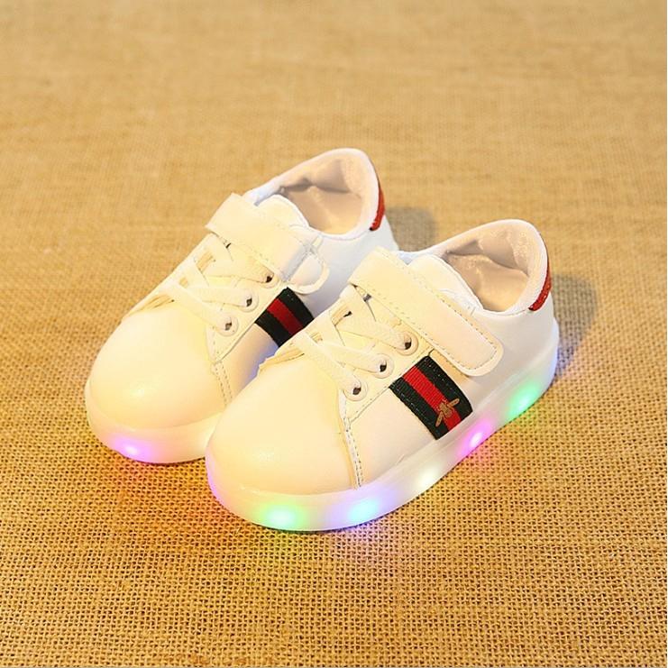 รองเท้าไฟ LED, ชายและหญิง, รองเท้าลำลอง, รองเท้