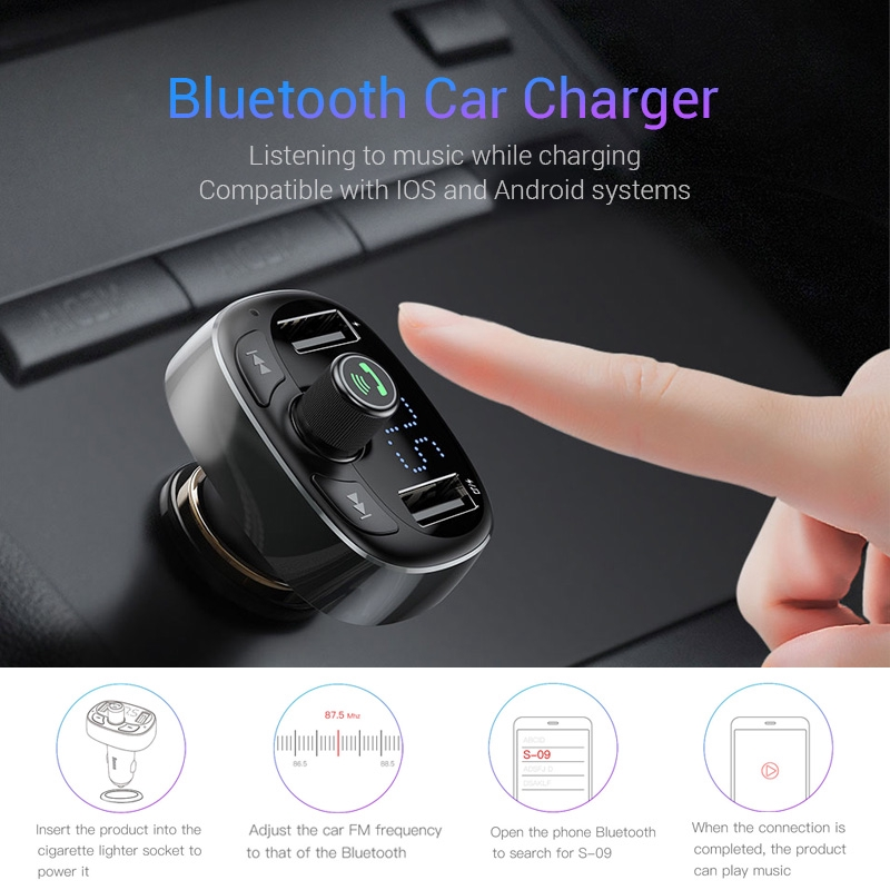 Iphone car charger Cell Phone Charger- Portable Charger Andriod