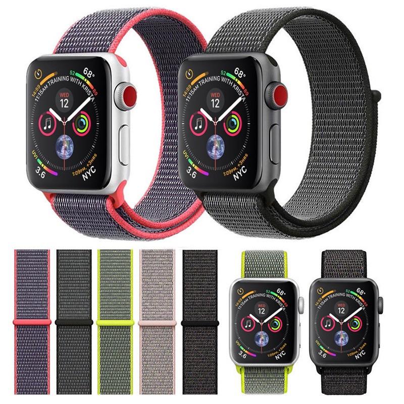 สาย applewatch สายนาฬิกา applewatch 【Apple Watch Strap】สายนาฬิกาข้อมือ Apple Watch Series 6 se 5 4 3 2 1 38 มม . 40 มม .