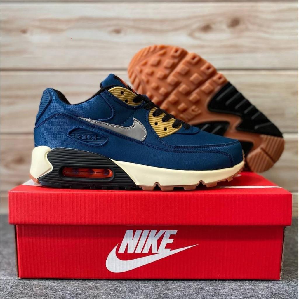 ลดราคา รองเท้า Nike Air Max 90 Tokyo CW1409-400  ✅มีเก็บเงินปลายทาง